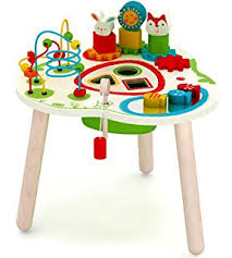 infant activity table toy amazon com pidoko kids all in 1 multi activity learning center
