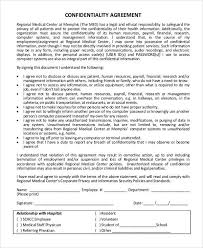 confidentiality agreement template word confidentiality agreement