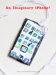 an imaginary iphone kid u0027s craft designed by a kid creative