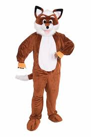 city fox halloween party promotional fox costume buycostumes com
