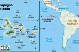 Galapagos Map Experience Galapagos Islands In Virtual Reality
