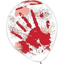 amazon com amscan creepy halloween party skull balloon decoration