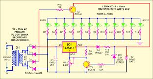automatic emergency light electronics everyday