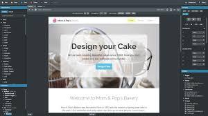 cara membuat website via html creating a website with bootstrap studio tutorial youtube