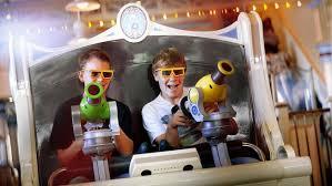 toy story mania disneyland resort