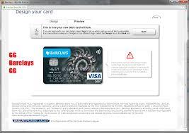 Wells Fargo Card Design Barclays Says I Can Customise My New Bank Card Starcraft