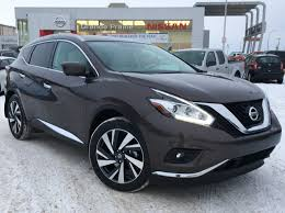 2017 nissan murano platinum black grande prairie nissan vehicles for sale in grande prairie ab