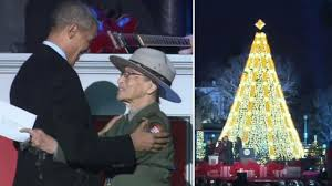 94 year old woman recently honored by obama plans to remain in