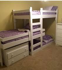3 Kid Bunk Bed Built Ins Craft Room Dollhouse Dollhouserenovation