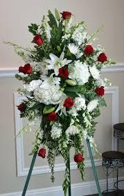 floral arrangement ideas beautiful funeral flower arrangement ideas flower