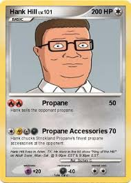 Pokemon Card Meme - king of the hill meme hank pokemon card on bingememe