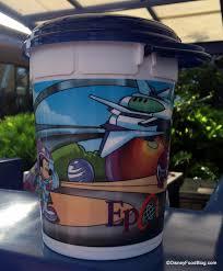 Disney World Souvenirs News Refillable Souvenir Popcorn Bucket Now Available At Disney