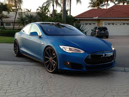 cool wrapped cars tesla model s with a vinyl wrap tesla www fb com devinhunterbiz