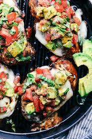 grilled california avocado chicken the recipe critic
