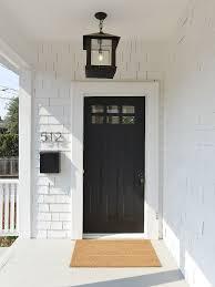 Interior Door Colors Pictures Best 25 Black Front Doors Ideas On Pinterest Black Door Black