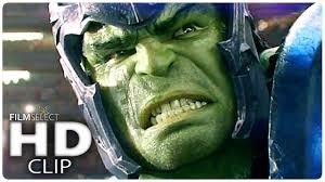 thor ragnarok hulk vs thor clip 2017 youtube