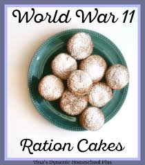 war cakes world war ii on history make ration cakes