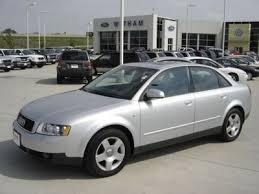 2003 audi a4 1 8 t sedan 2003 used audi a4 1 8t quattro at witham auto center serving cedar