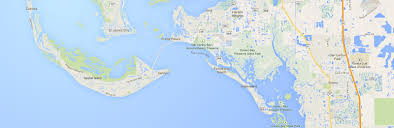 Estero Florida Map by Sanibel Island Florida Vacation Rentals Gopher Rental