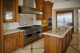 Interiors Of Kitchen by Kitchen Countertop Options For Advanced Cooking Space Remodeling