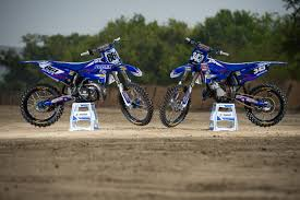 best 250 2 stroke motocross bike two stroke fever yamaha yz125 and yz250 rebuild transworld
