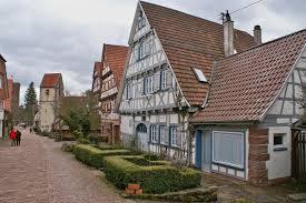 Bad Teinach Zavelstein Zavelstein Altstadt Mit Kirche St Georg Mapio Net