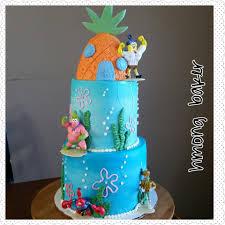 spongebob cake ideas spongebob cake cake decorating