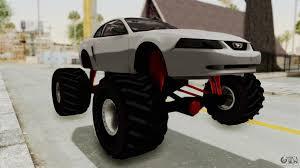 lexus monster truck ford mustang 1999 monster truck for gta san andreas
