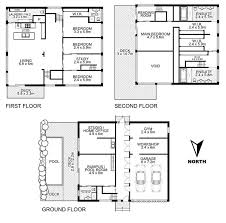 3 storey house plans best 25 three house ideas on houses