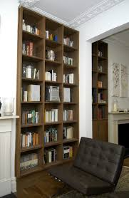 contemporary style made to measure bookcase joat london