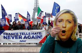 Marine Le Pen French Election Marine Le Pen Loses But Propels Far Right To