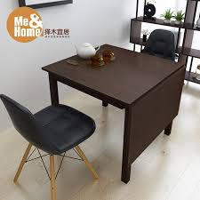 Stretching Table Greener Livable Small Apartment Modern Minimalist Wood Folding