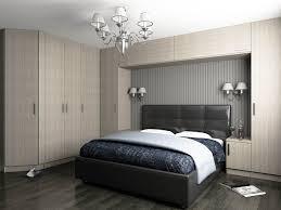 Built In Bedroom Furniture Designs Fitted Wardrobes Around Bed Design Decoration