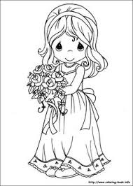 precious moments wedding coloring pages precious moments 08