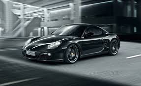 porsche supercar black 2012 porsche cayman s black edition u2013 news u2013 car and driver