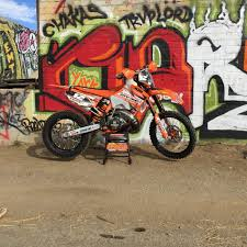 ktm motocross bikes jay clark u0027s dirt bike winter spring report