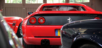 ferrari dealership showroom slades garage sports cars for sale in buckinghamshire