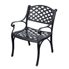 Black Patio Chair Offset Patio Umbrella On Patio Furniture And Trend Black Metal