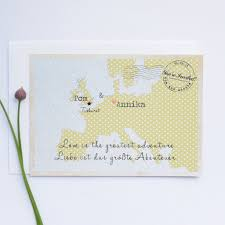 Map Wedding Invitations Best Of Wedding Invitation Europe Wedding Invitation Design