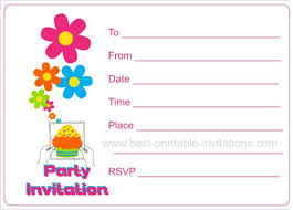 best sample card party invitations beautiful template designing