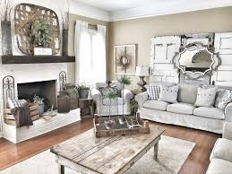 Farmhouse Livingroom by Living Room Bless This Nest Farmhouse Living Room Fixer Upper