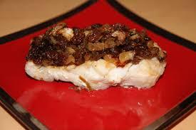 cuisiner un filet de julienne filet de julienne et confit d oignons aux raisins bocook
