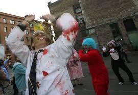Soccer Zombie Halloween Costume 25 Freaky Fun Halloween Twin Cities
