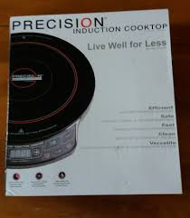 Nuwave Precision Portable Induction Cooktop Precision Nuwave Induction Cooktop Model 30121 Ebay
