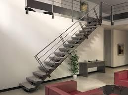 limon d escalier en bois acheter un escalier métallique à limon central stairkaze