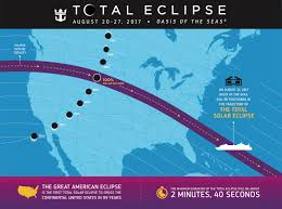 Eastern Caribbean Map by Solar Eclipse Viewing Cruise Travel Wins Again U2013 Chris Cruises