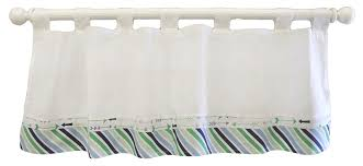 Nursery Valance Curtains Arrow Nursery Curtain Navy Curtain Valance White Nursery Curtain