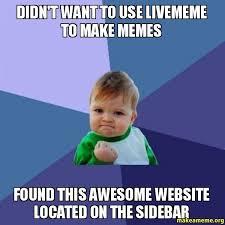 Meme Generator Website - website to make memes 28 images top 5 meme generator websites to