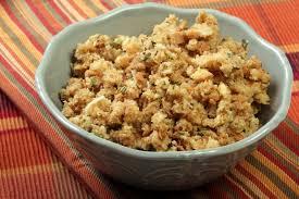gluten free herbal bread dressing recipe