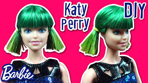 katy perry hair tutorial for barbie doll how to make barbie